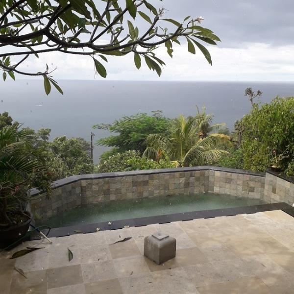 Modern villa ocean view Bunutan - Amed, Bali