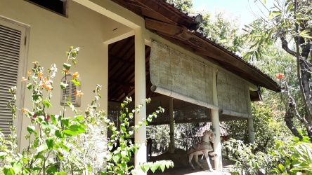 Cute small villa Lipah - Amed area, Bali, size of land 2.000 m2