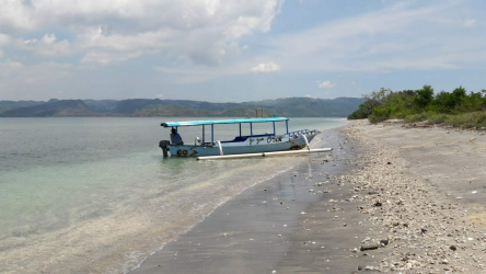 Land for sale on Gili Gede Island, Lombok, 10 hectares