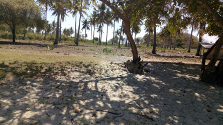 Land for sale on Gili Sudak Island, Lombok, 2,2 hectare