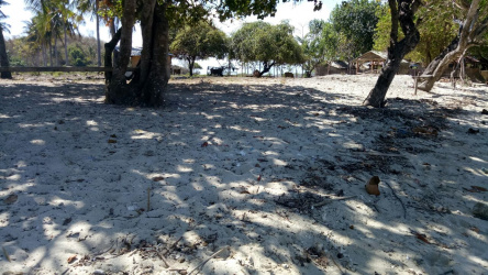Land for sale on Gili Sudak Island, Lombok, 2,2 hectare