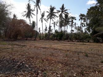 Land in Jl. Melasti, Amed, Bali - 1.000 m2