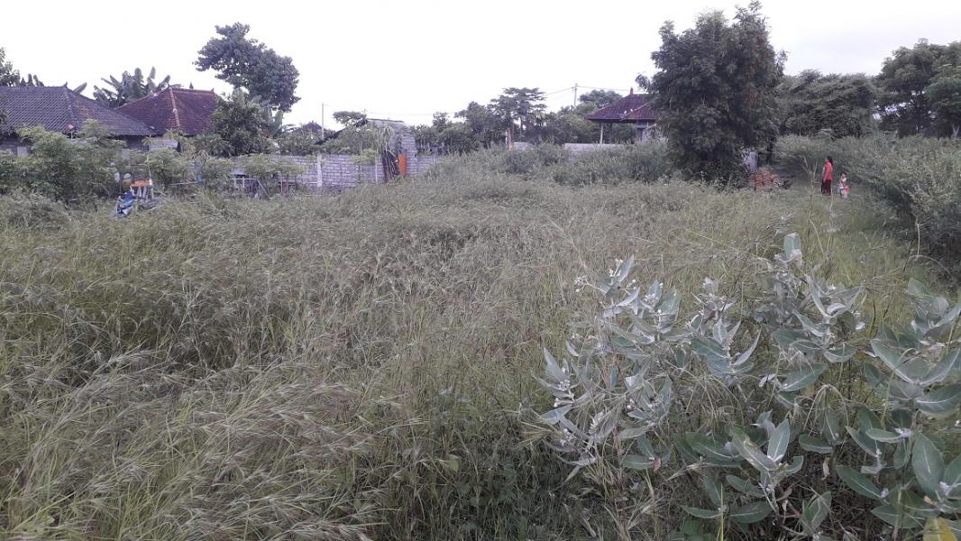 Land in Tukad Abu, Tulamben, Bali - 460 m2