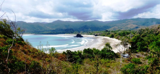 Land for sale on Pantai Maloba, Sumba Island