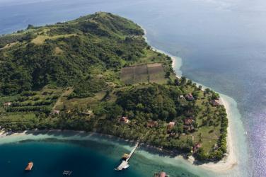 Land on Gili Asahan, Lombok 2.800 m2