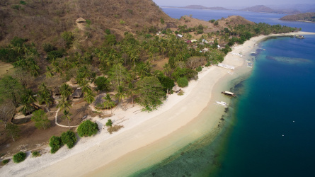 Land on Gili Asahan, Lombok 2.800 m2