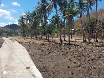 Land on Gili Gede, Lombok 9.205 m2