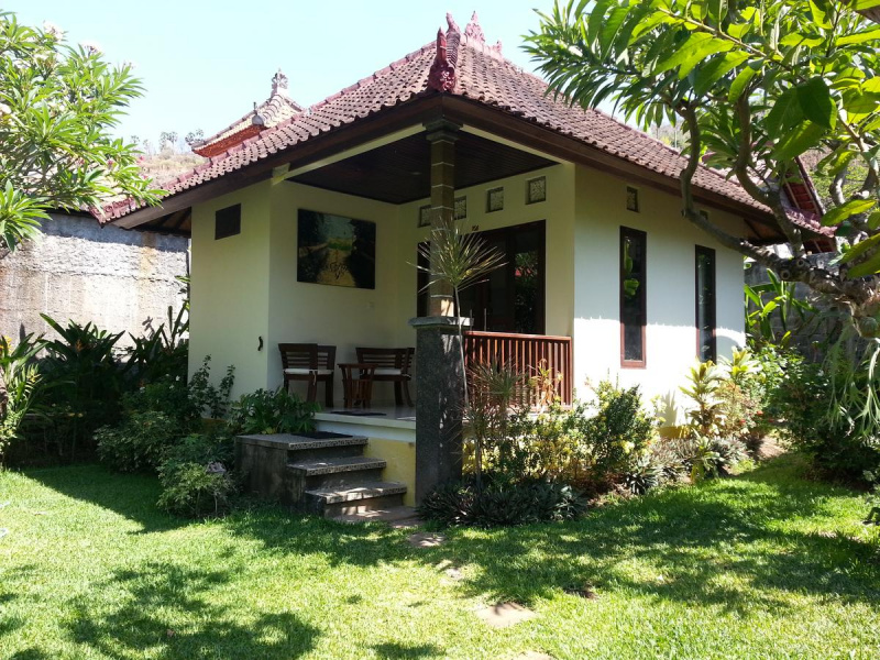 Di Abian resort for lease - Amed, Bali