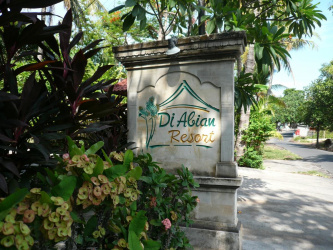 Di Abian resort for lease - Amed, Bali