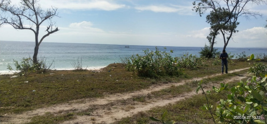 Land for sale on pantai Karuni, West Sumba